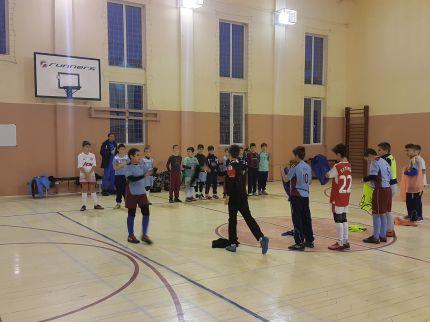 Академия РД Спорт започна своето тренировъчно обучение през 2017г