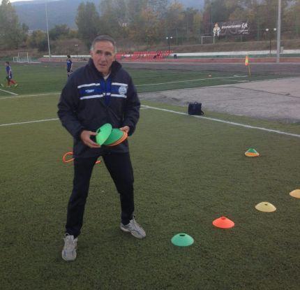 """Евгени Йорданов - """"Вуйчето"""" - част от екипа на РД Спорт"""