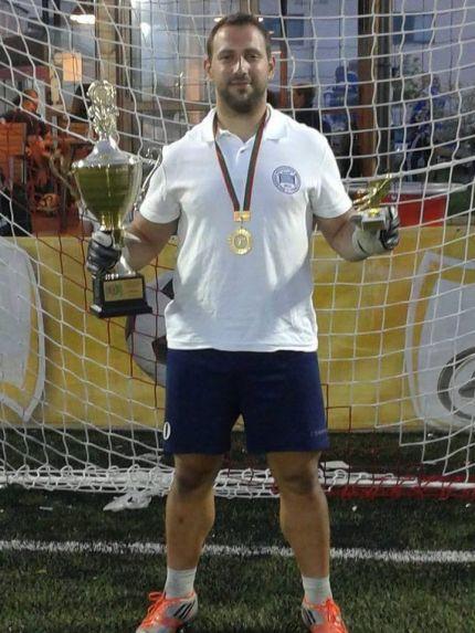 Мариян Ангелов е треньор на вратарите в академия РД СПОРТ!